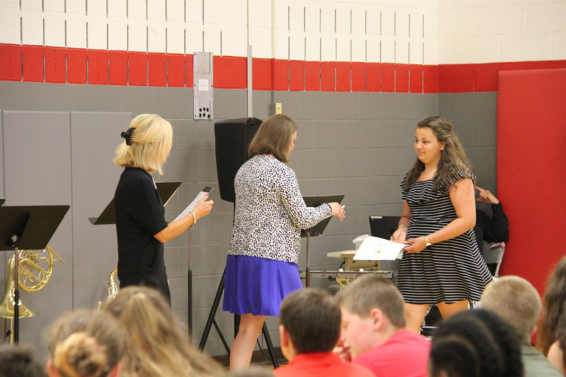 Fifth Grade Moving Up Ceremony 94