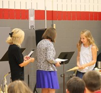 Fifth Grade Moving Up Ceremony 91