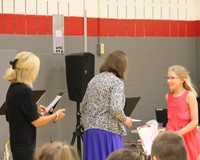 Fifth Grade Moving Up Ceremony 89