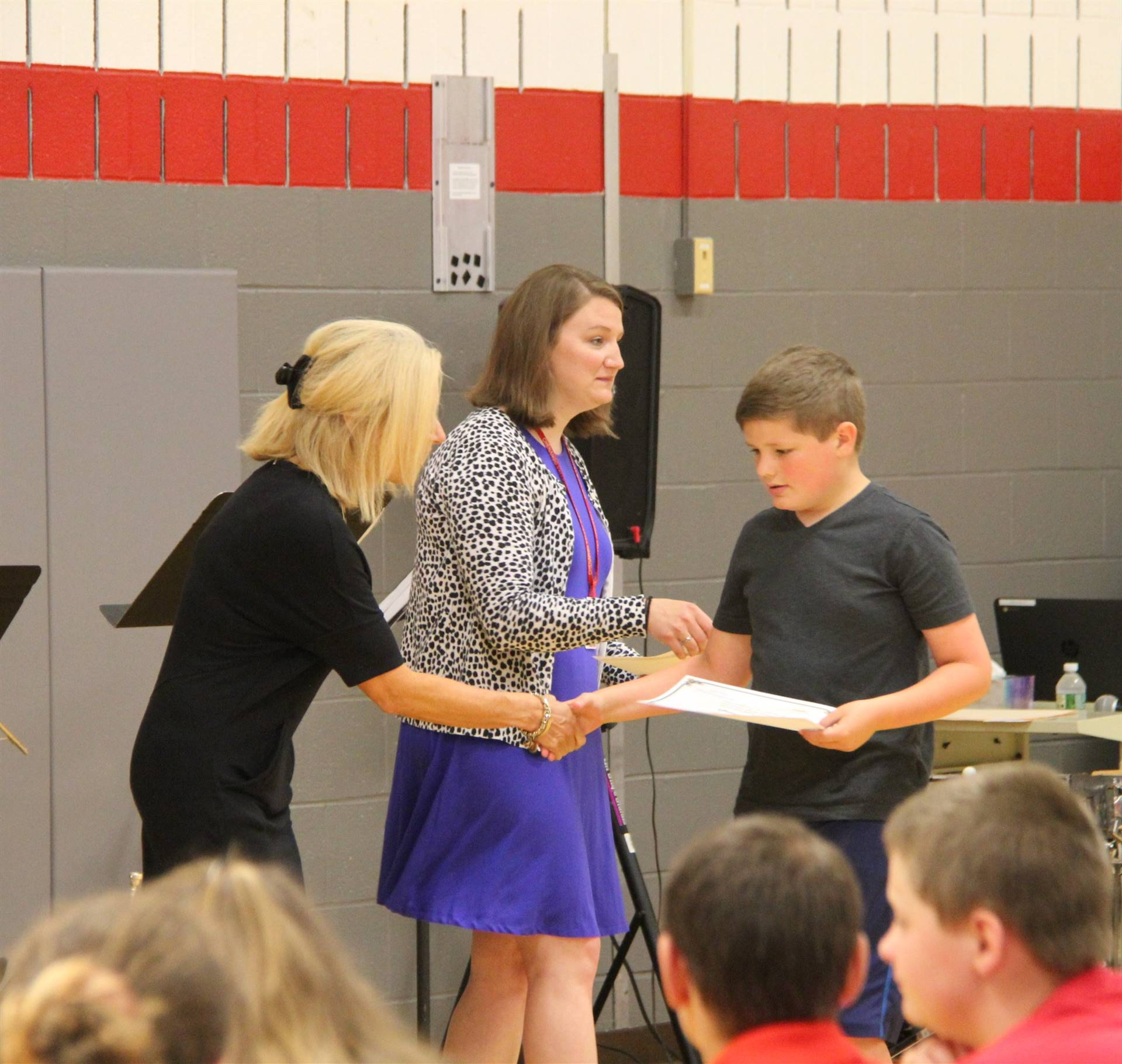 Fifth Grade Moving Up Ceremony 88