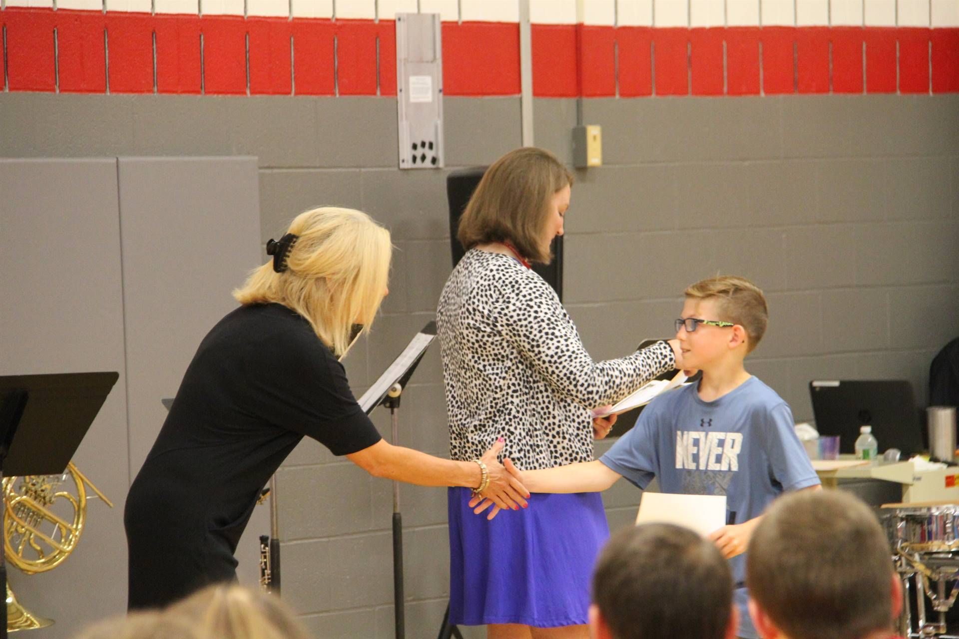 Fifth Grade Moving Up Ceremony 86