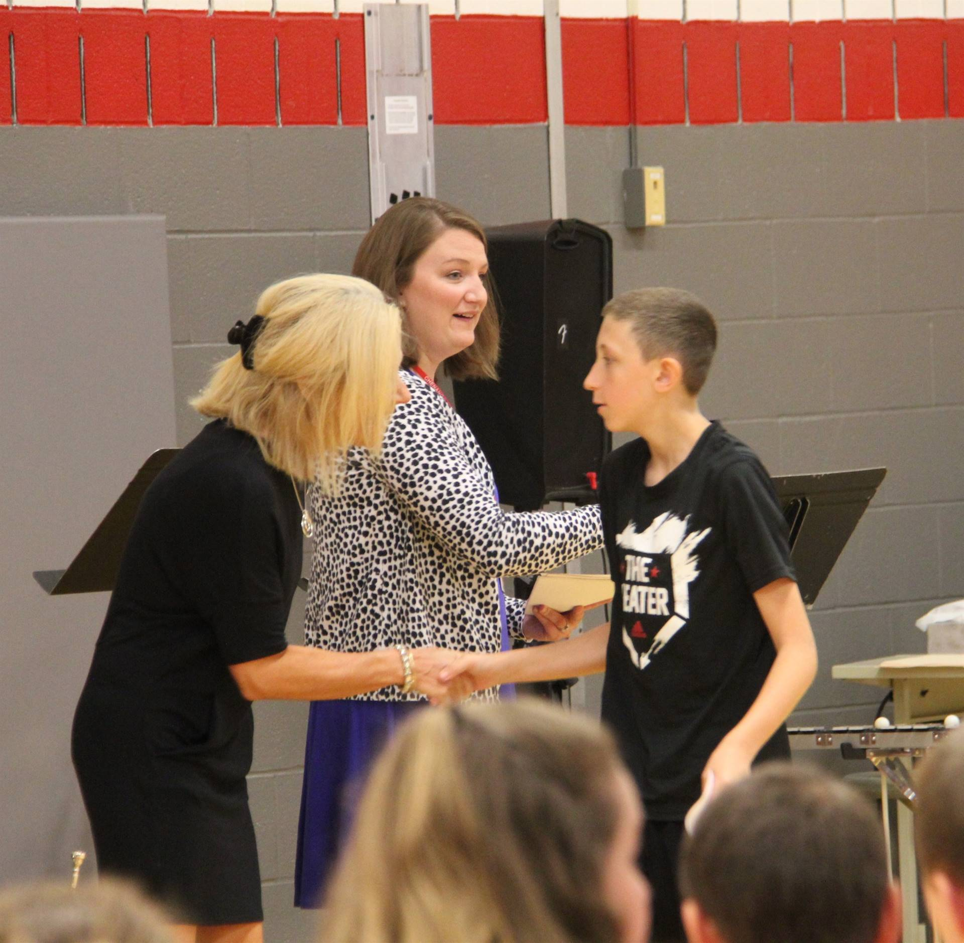 Fifth Grade Moving Up Ceremony 84
