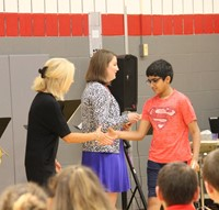 Fifth Grade Moving Up Ceremony 83