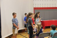 Fifth Grade Moving Up Ceremony 82