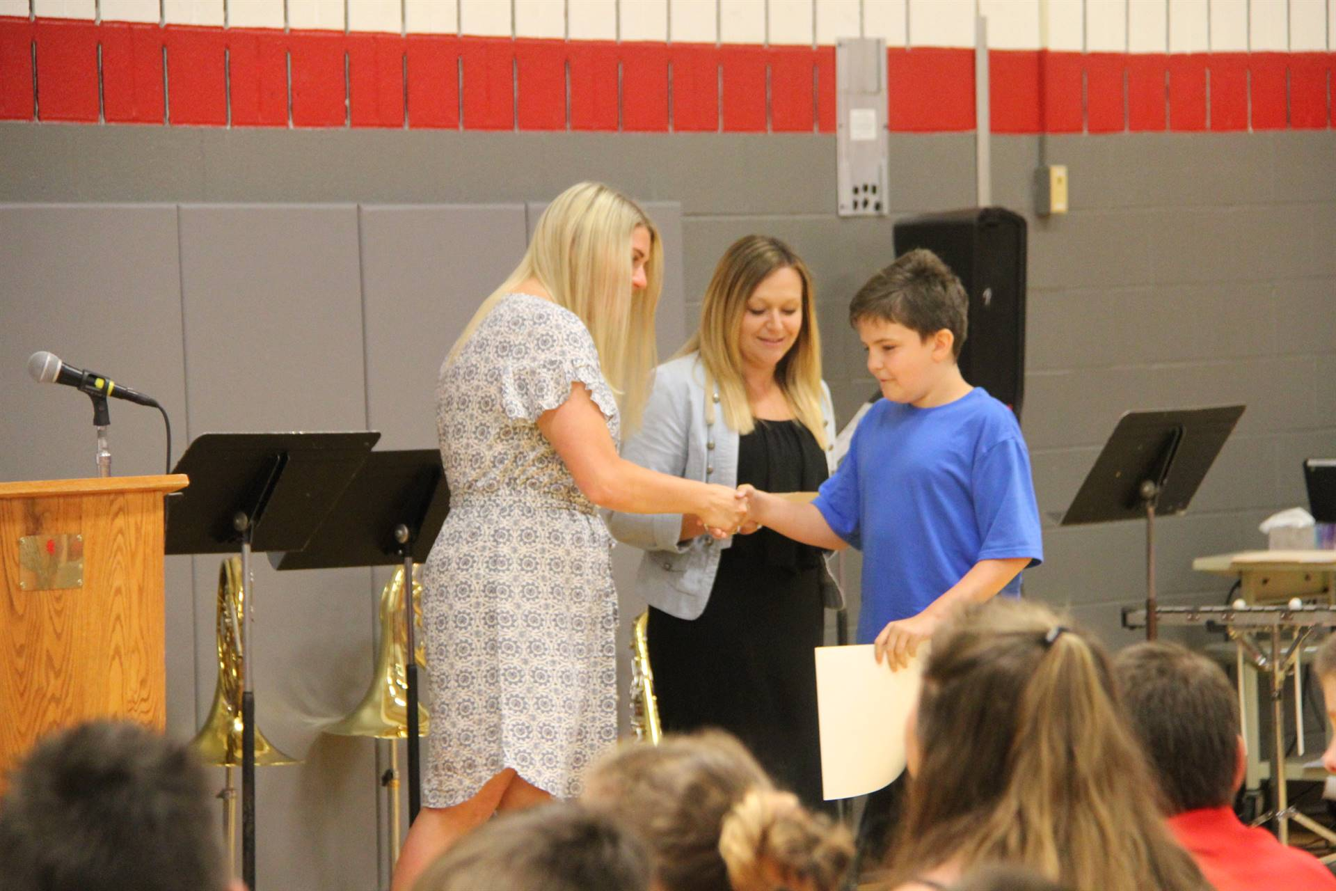 Fifth Grade Moving Up Ceremony 81