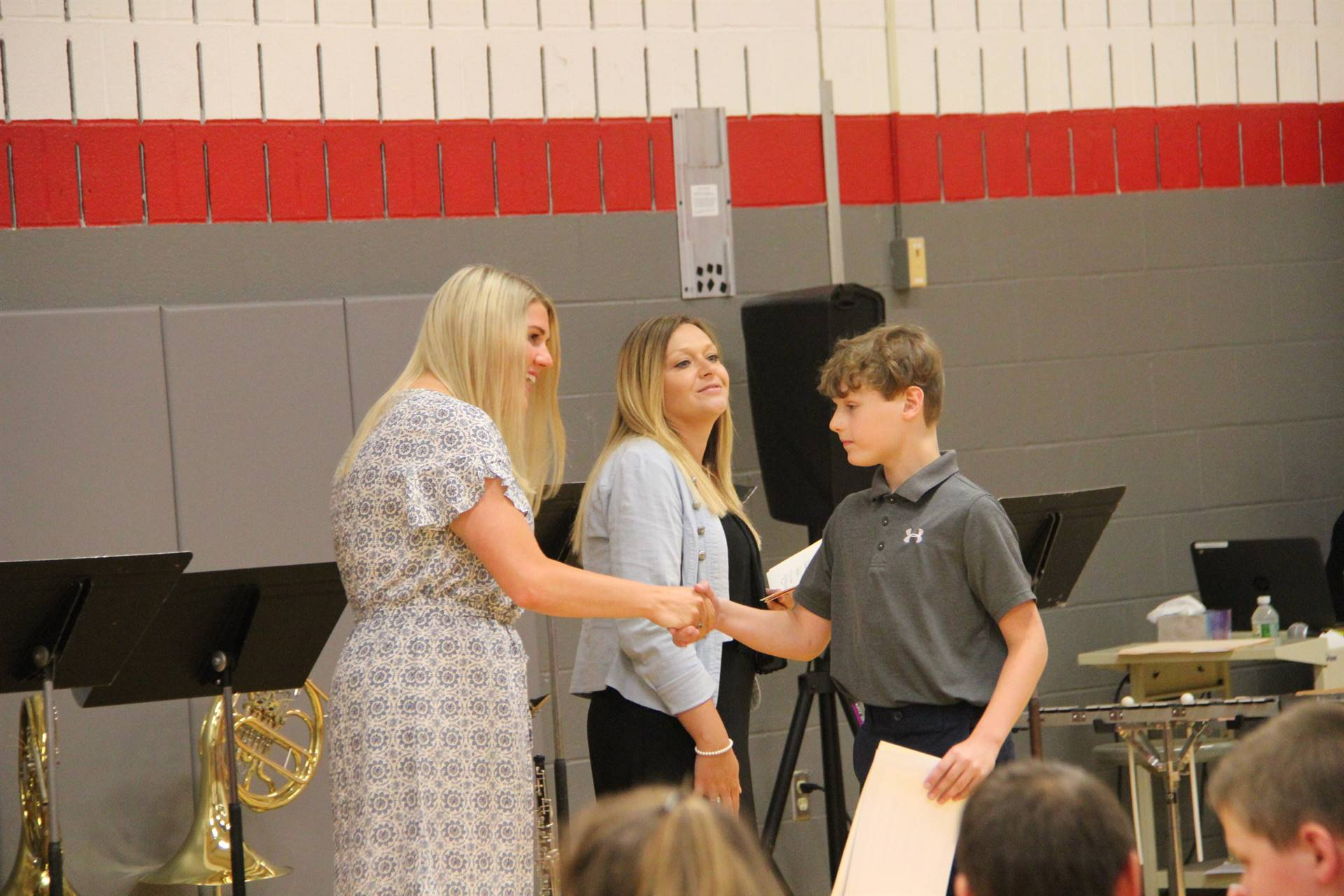 Fifth Grade Moving Up Ceremony 77