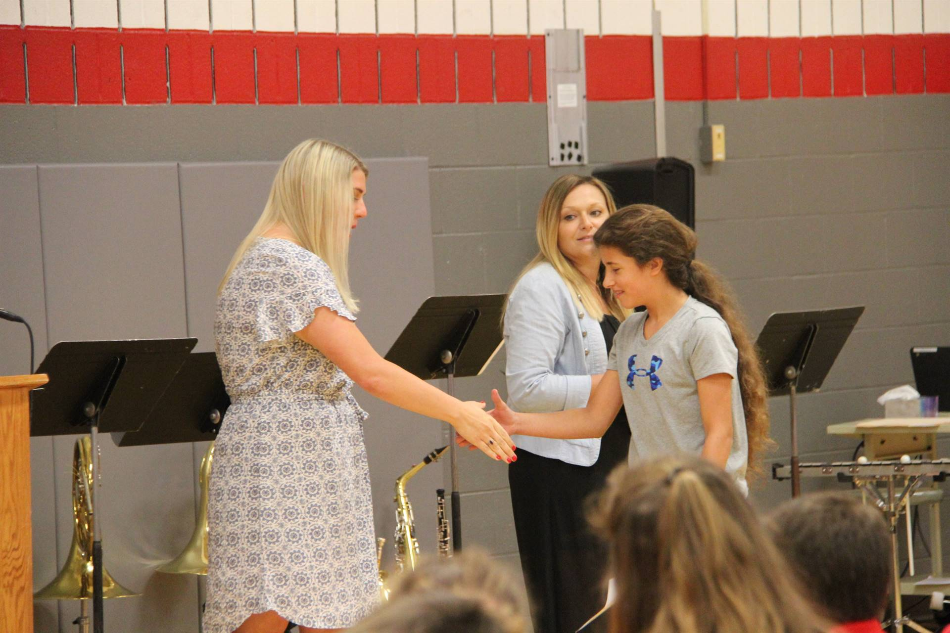 Fifth Grade Moving Up Ceremony 73