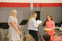 Fifth Grade Moving Up Ceremony 76