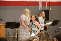 Fifth Grade Moving Up Ceremony 70