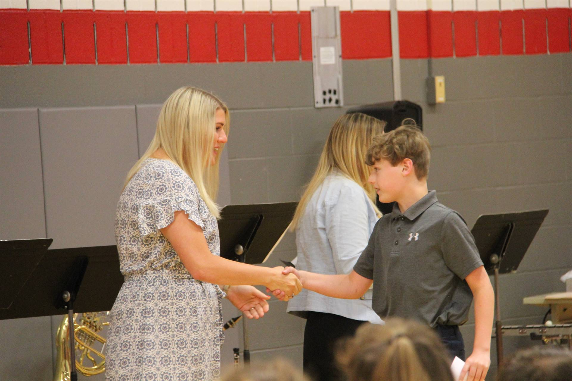 Fifth Grade Moving Up Ceremony 69