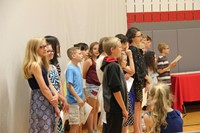 Fifth Grade Moving Up Ceremony 68