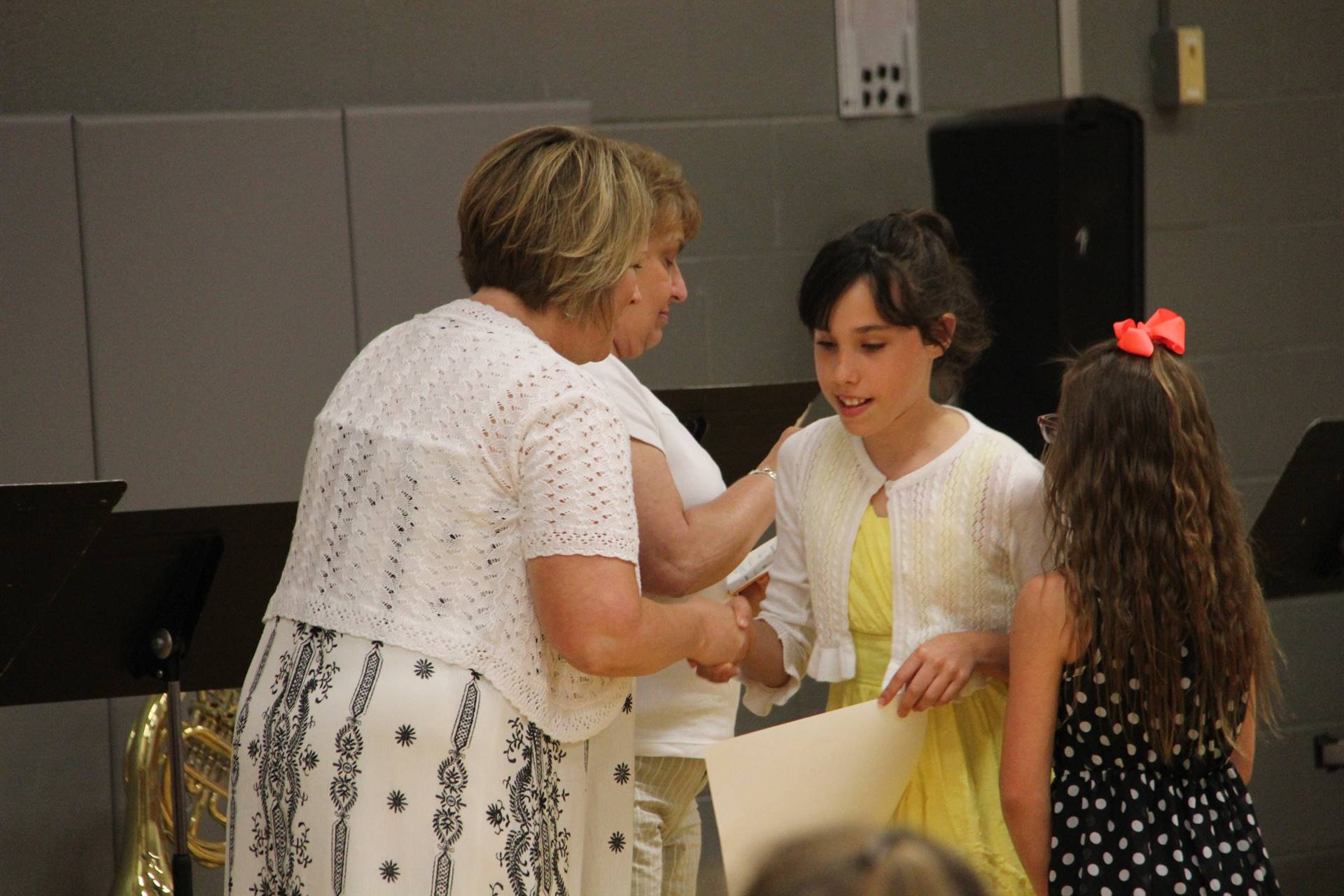 Fifth Grade Moving Up Ceremony 65
