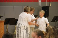 Fifth Grade Moving Up Ceremony 60