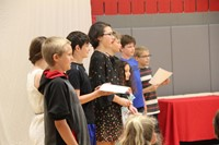 Fifth Grade Moving Up Ceremony 59