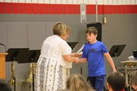 Fifth Grade Moving Up Ceremony 57