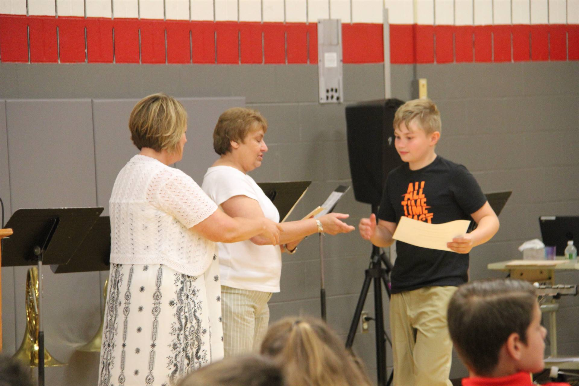 Fifth Grade Moving Up Ceremony 56