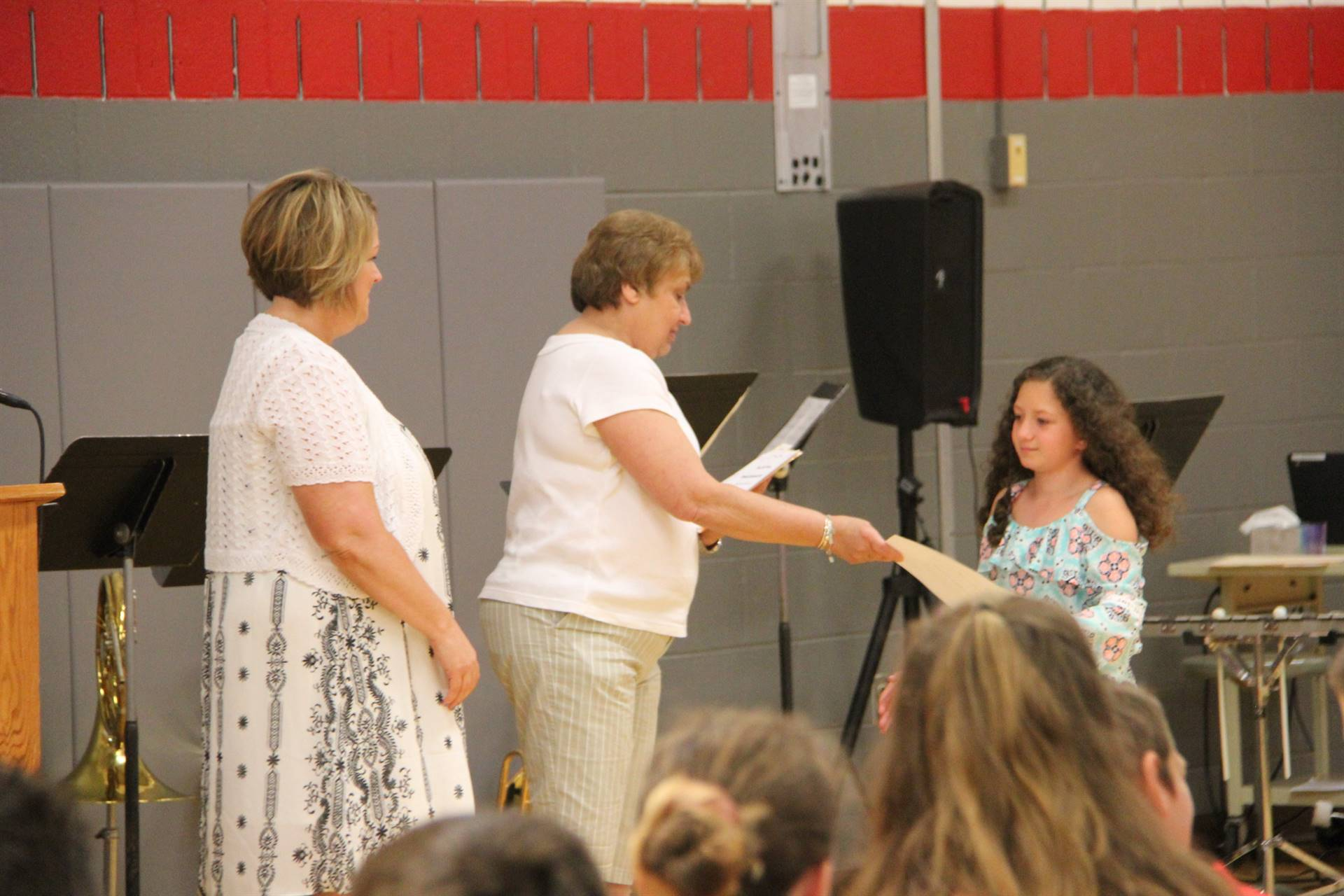 Fifth Grade Moving Up Ceremony 55
