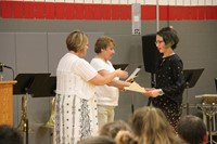Fifth Grade Moving Up Ceremony 54