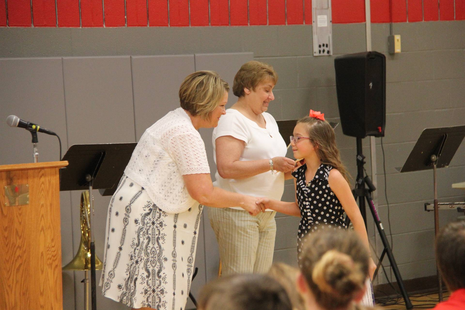 Fifth Grade Moving Up Ceremony 53