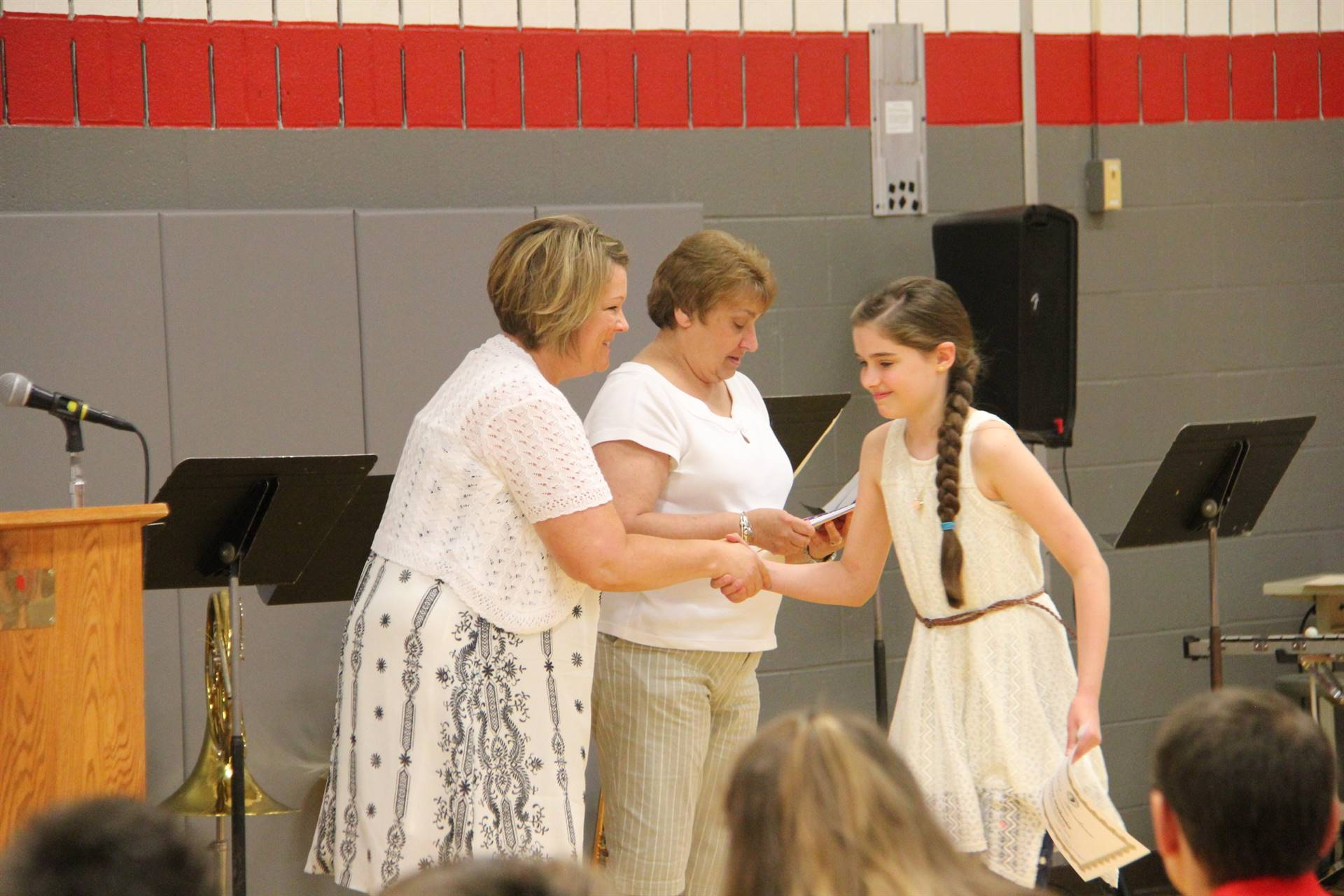 Fifth Grade Moving Up Ceremony 52