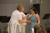 Fifth Grade Moving Up Ceremony 62