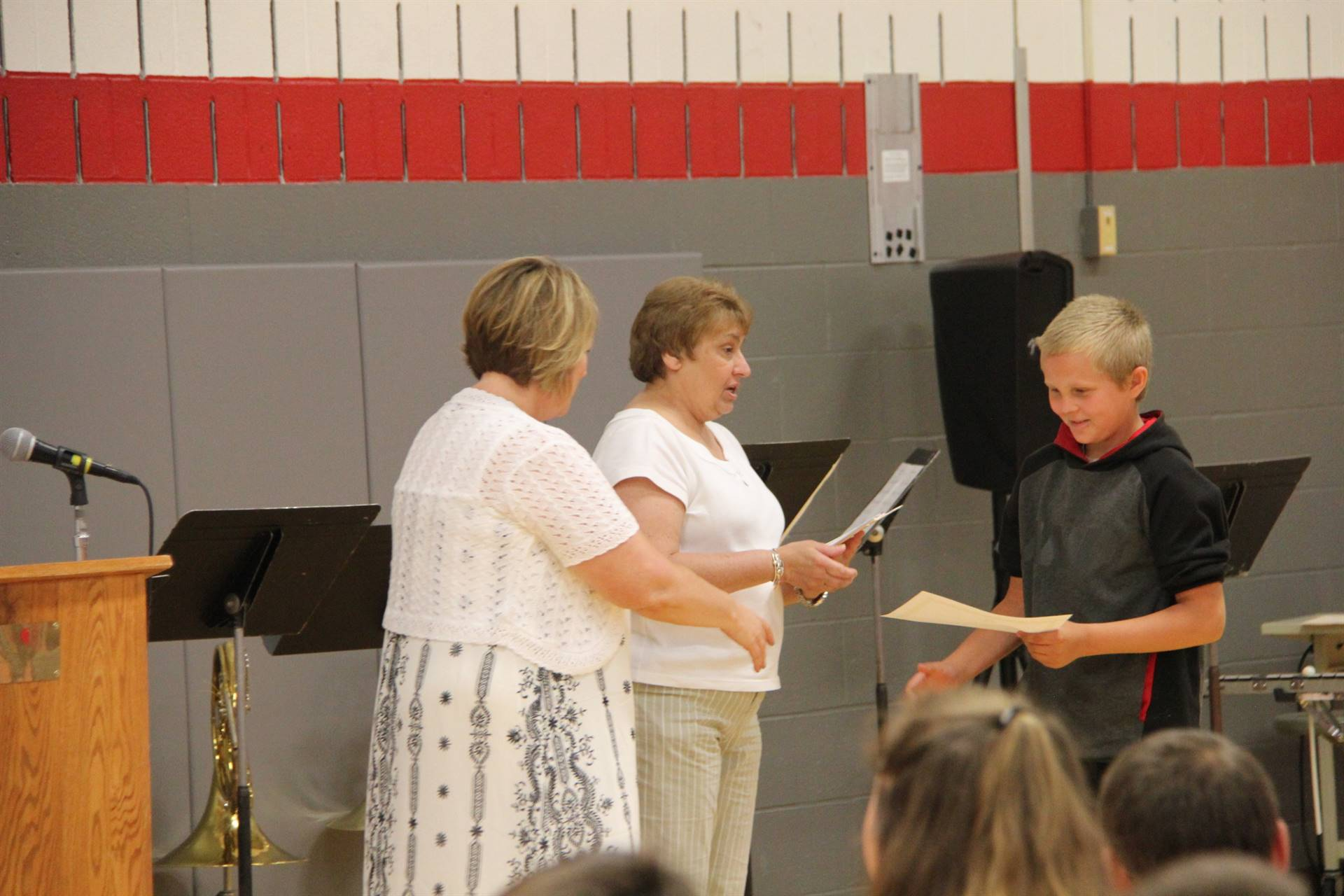 Fifth Grade Moving Up Ceremony 51