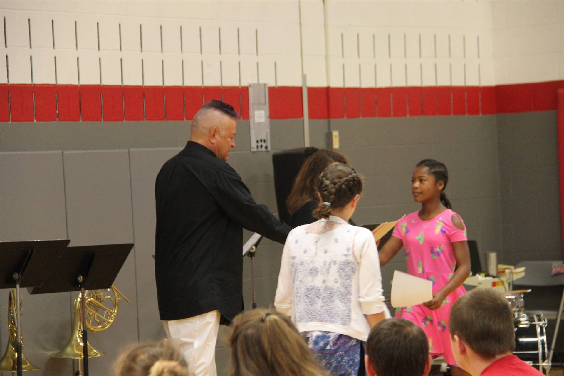 Fifth Grade Moving Up Ceremony 50