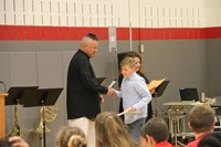 Fifth Grade Moving Up Ceremony 49