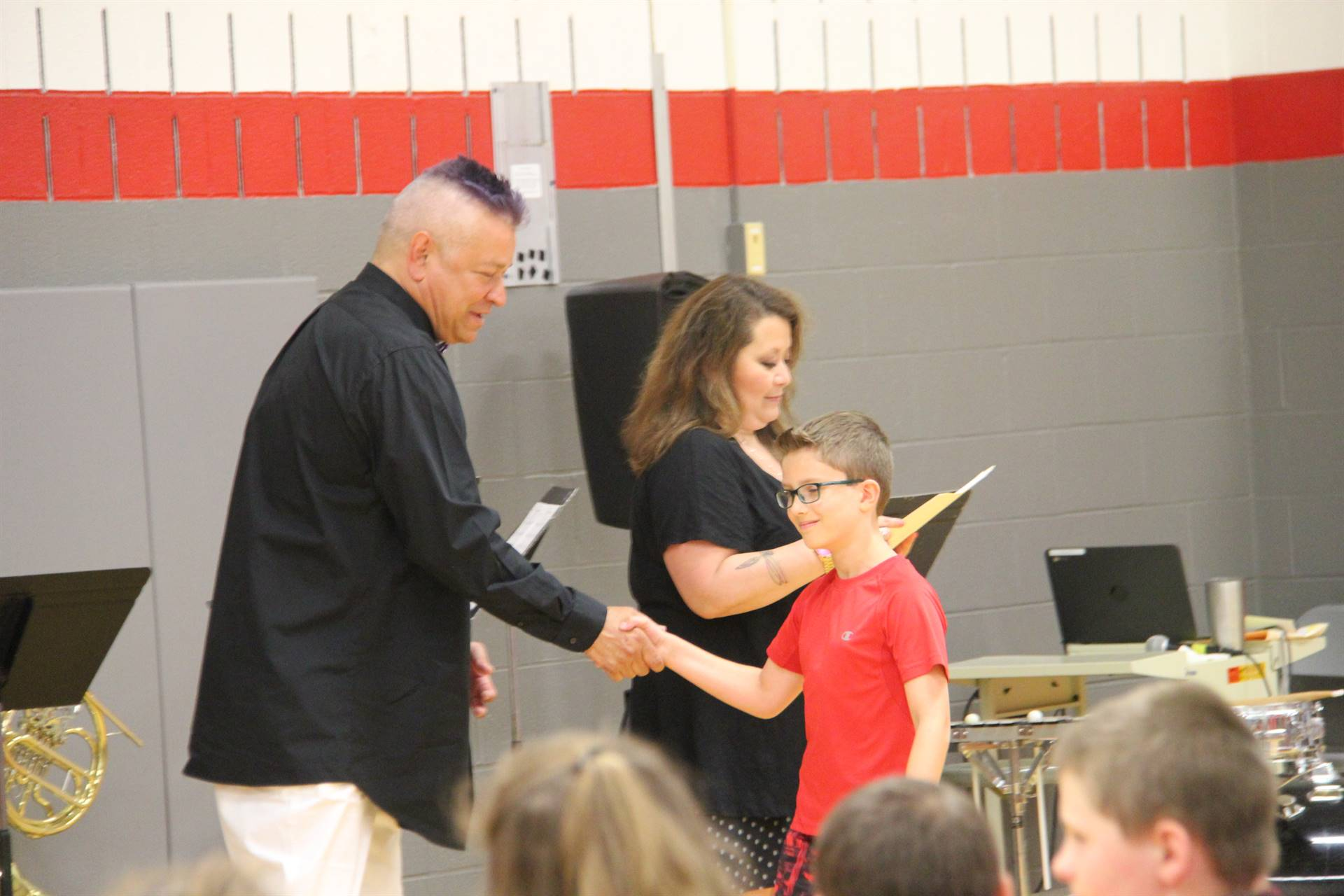 Fifth Grade Moving Up Ceremony 47