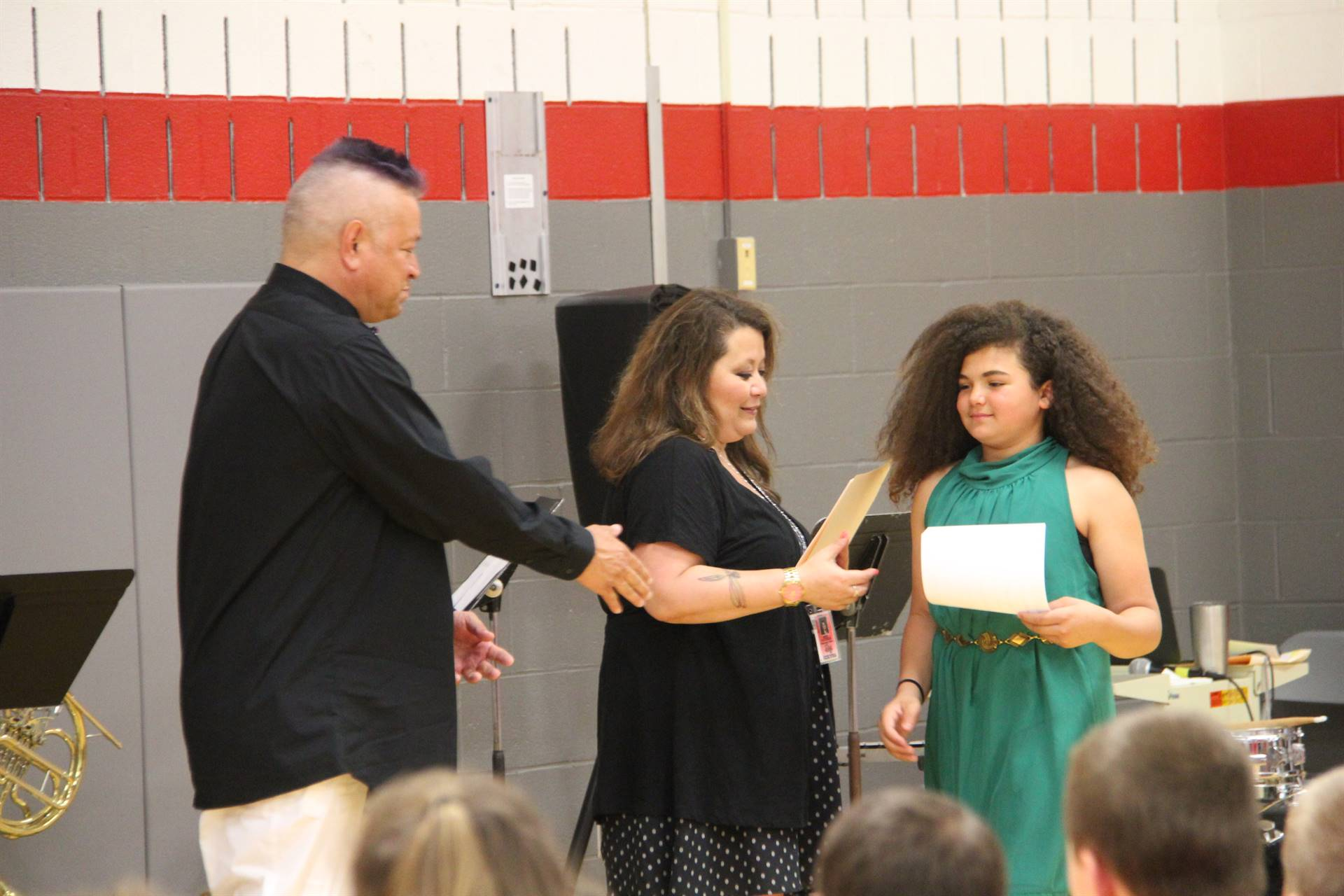 Fifth Grade Moving Up Ceremony 46