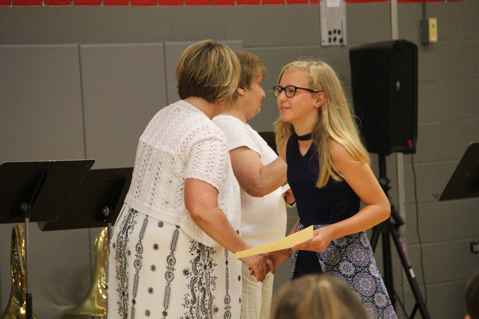 Fifth Grade Moving Up Ceremony 61