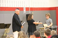 Fifth Grade Moving Up Ceremony 45