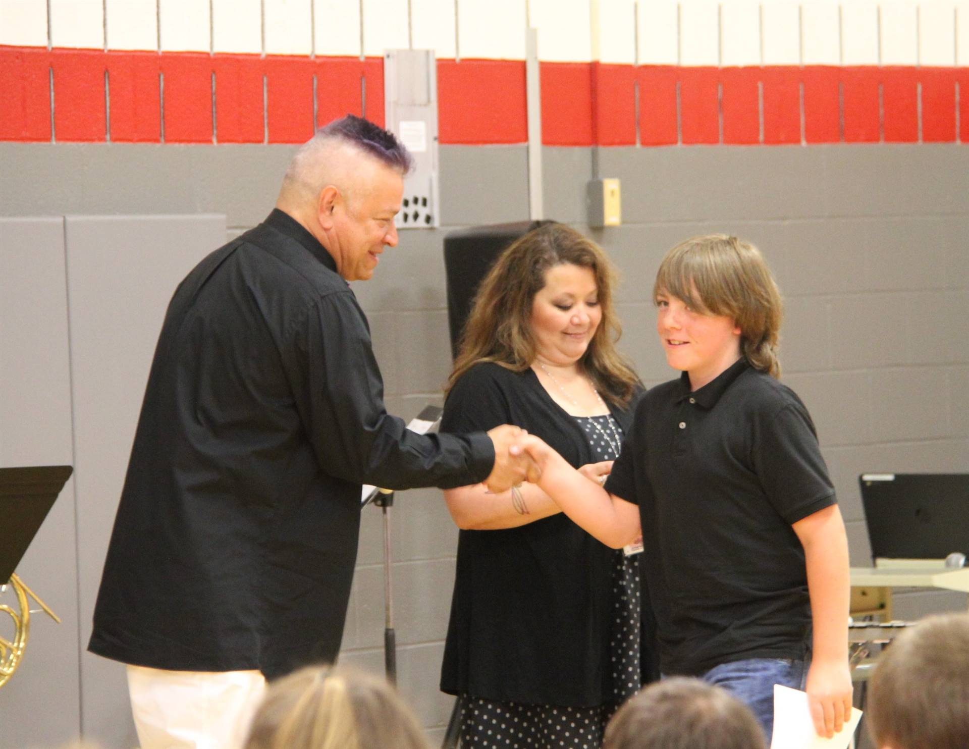 Fifth Grade Moving Up Ceremony 44