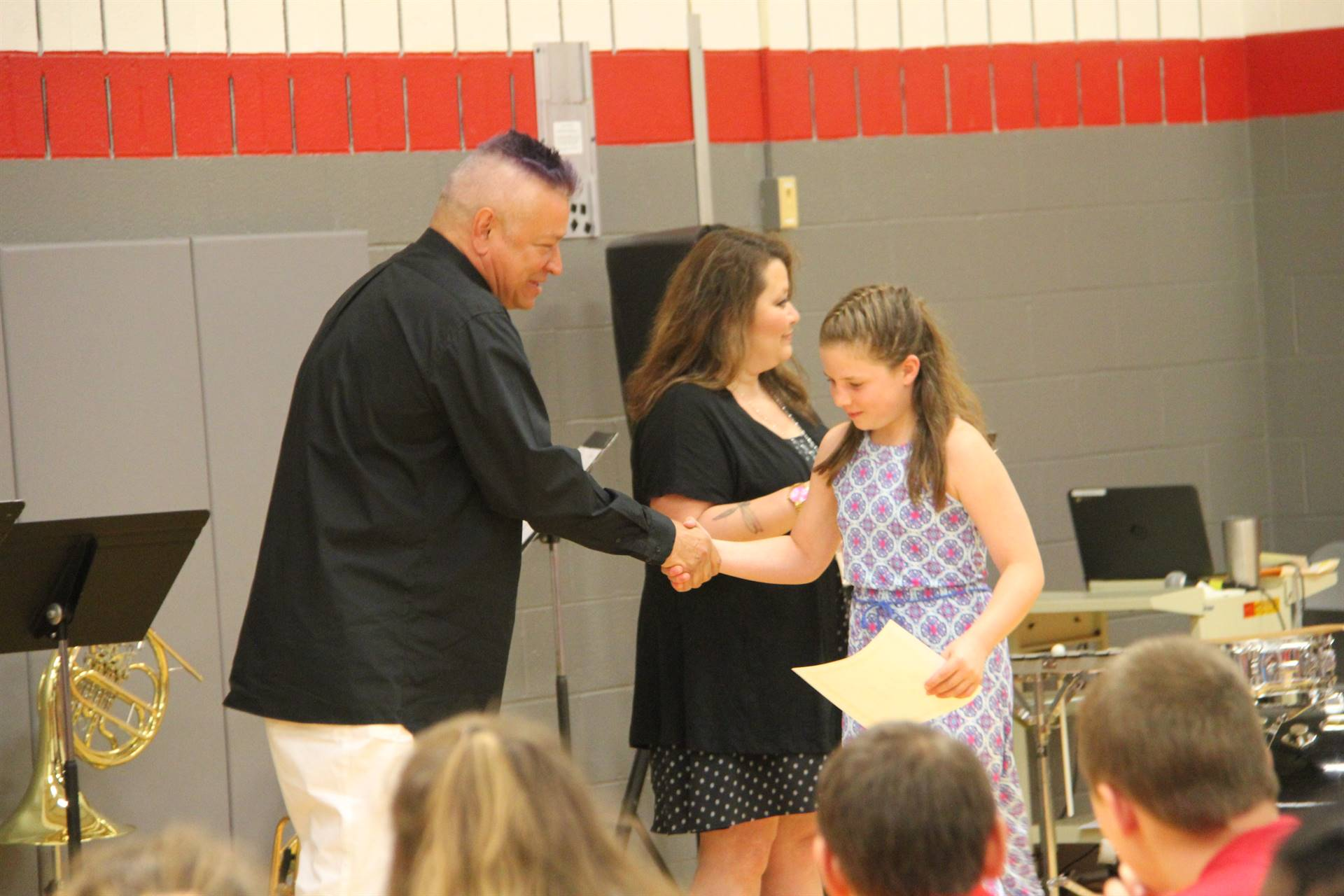 Fifth Grade Moving Up Ceremony 42