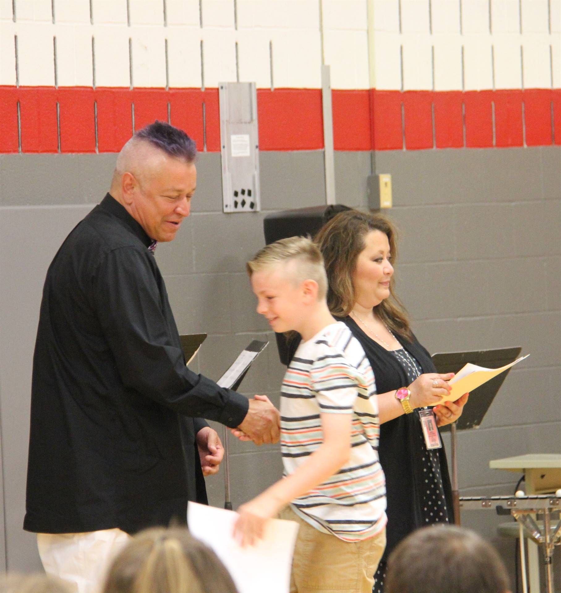 Fifth Grade Moving Up Ceremony 41
