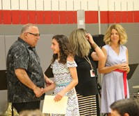 Fifth Grade Moving Up Ceremony 39