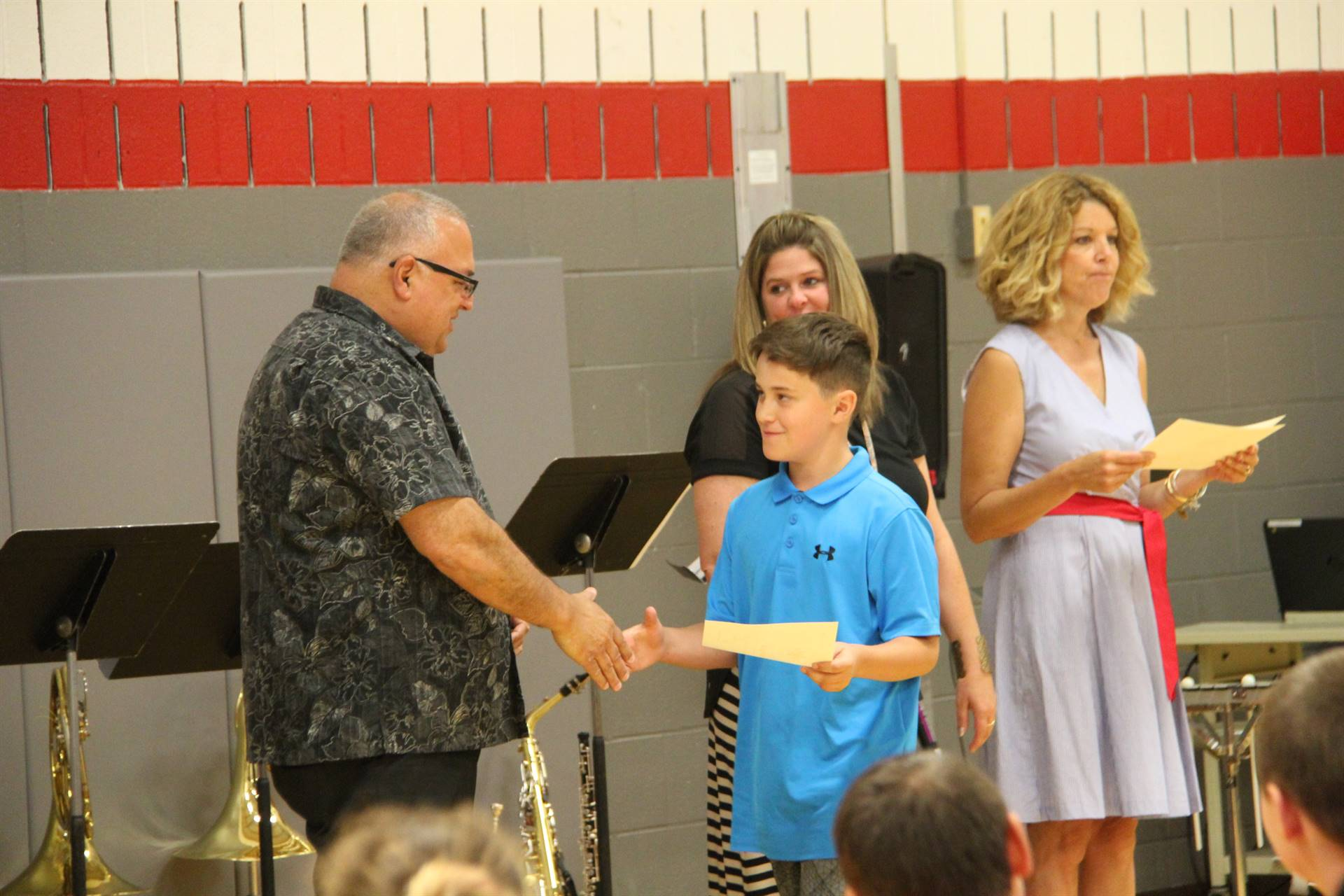 Fifth Grade Moving Up Ceremony 38