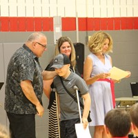 Fifth Grade Moving Up Ceremony 36