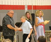 Fifth Grade Moving Up Ceremony 35