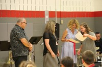 Fifth Grade Moving Up Ceremony 34