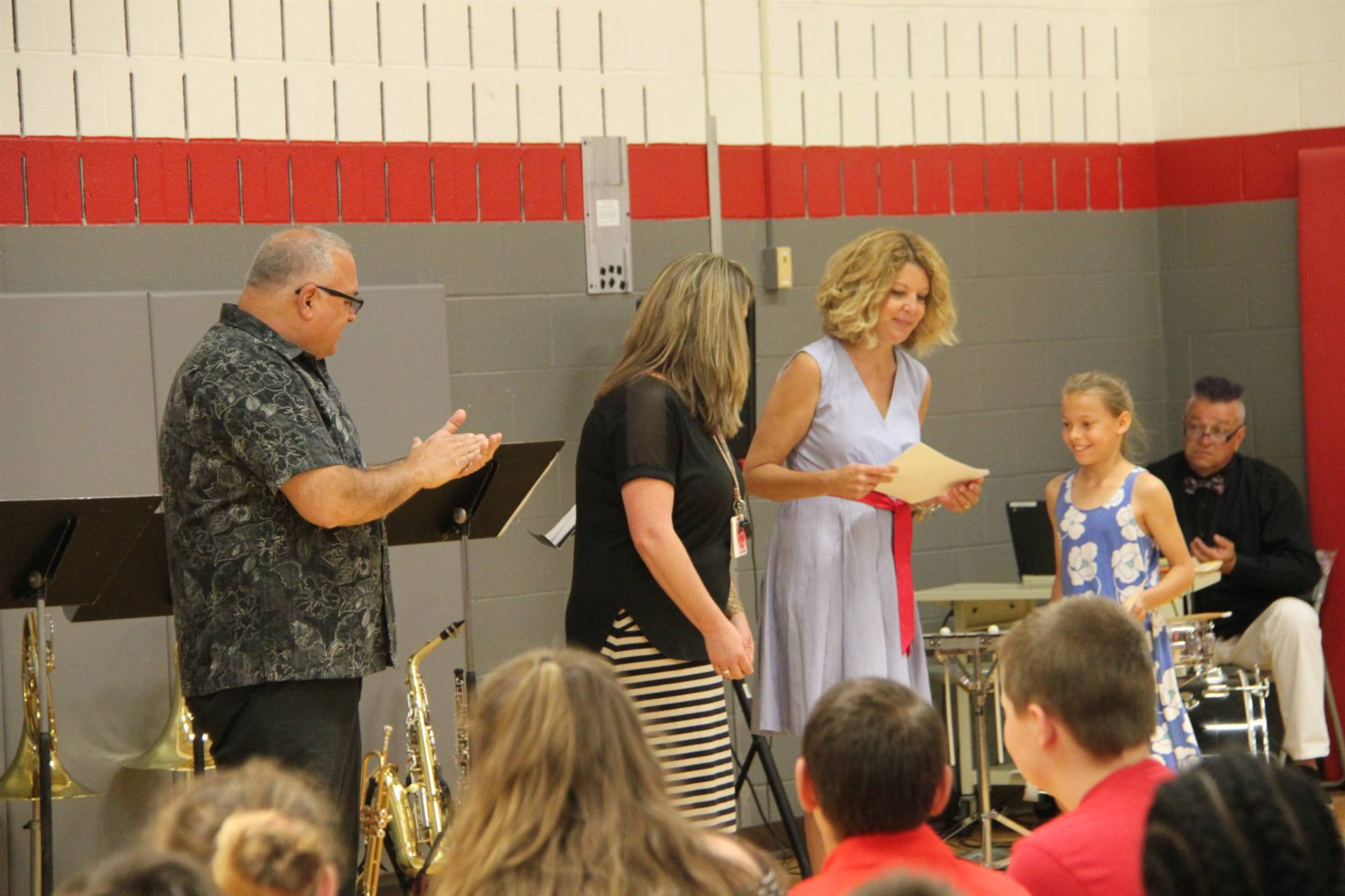 Fifth Grade Moving Up Ceremony 30