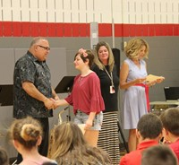 Fifth Grade Moving Up Ceremony 32