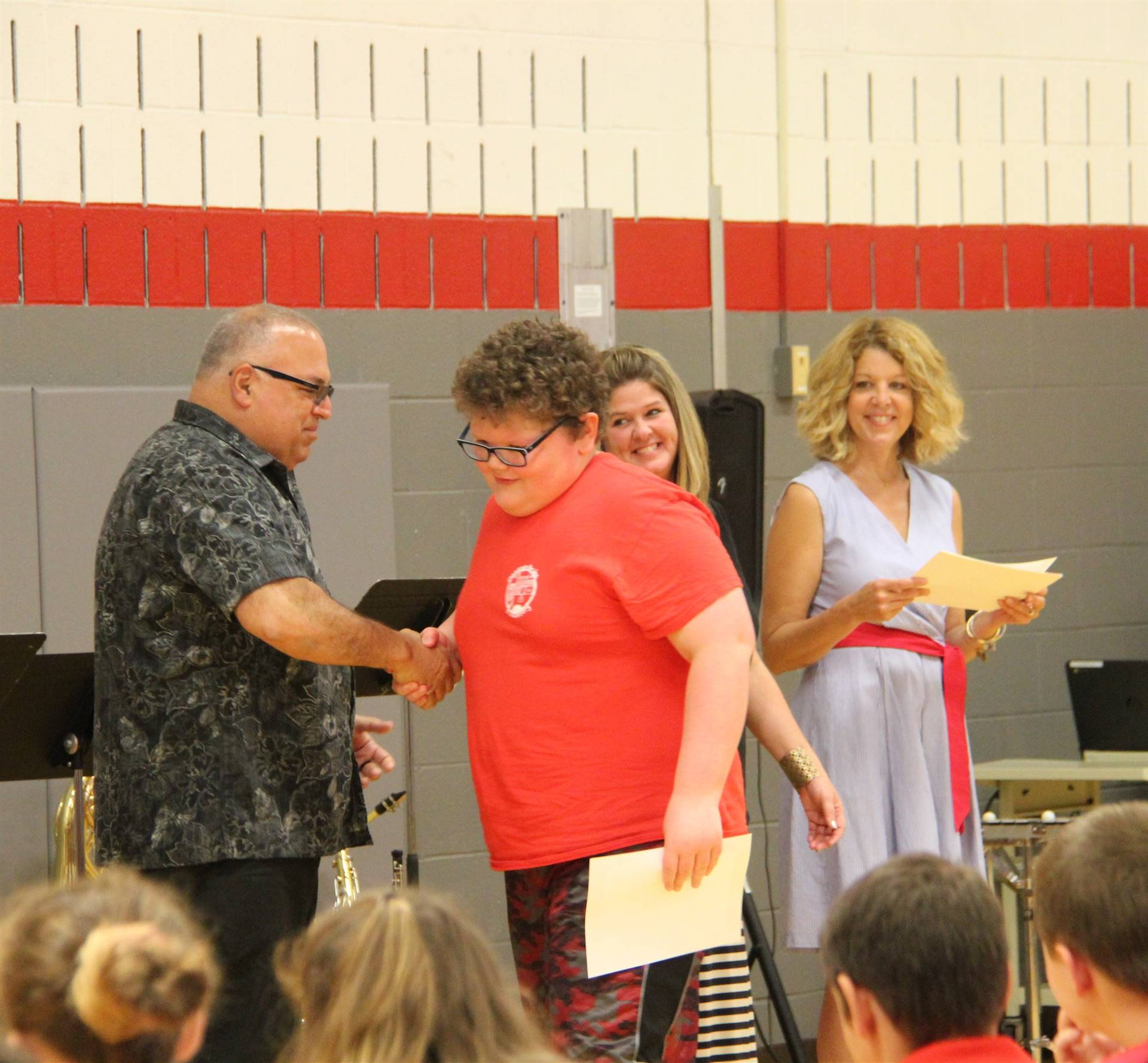Fifth Grade Moving Up Ceremony 31