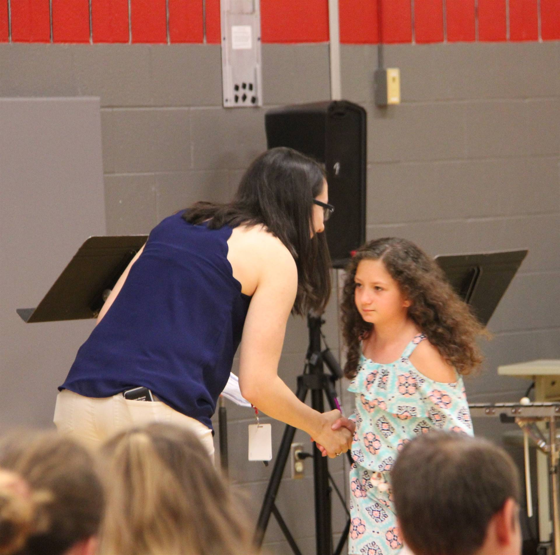 Fifth Grade Moving Up Ceremony 24