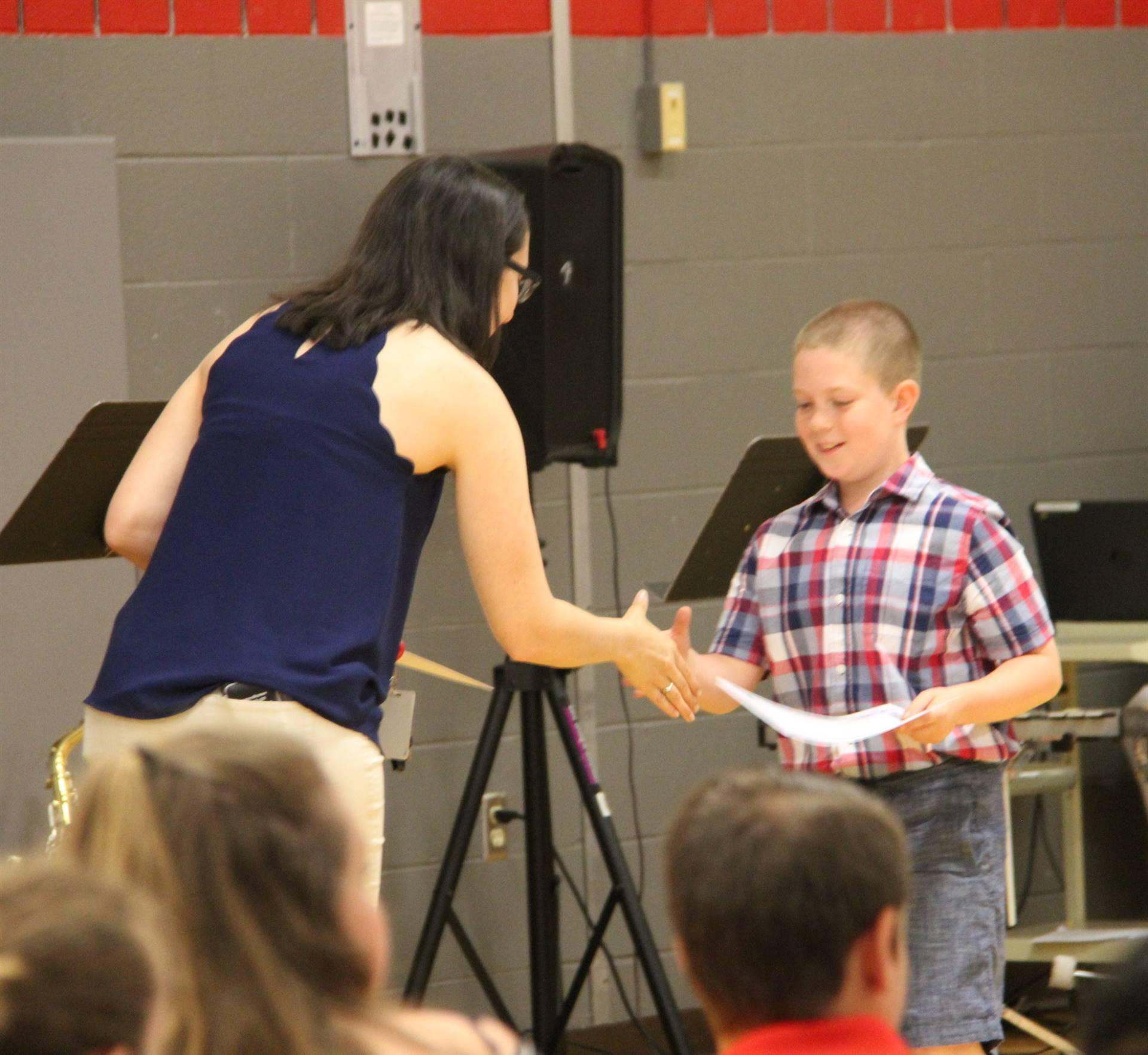 Fifth Grade Moving Up Ceremony 23