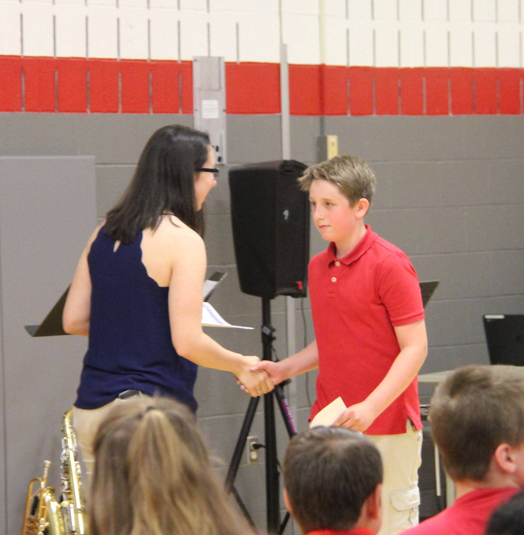 Fifth Grade Moving Up Ceremony 21