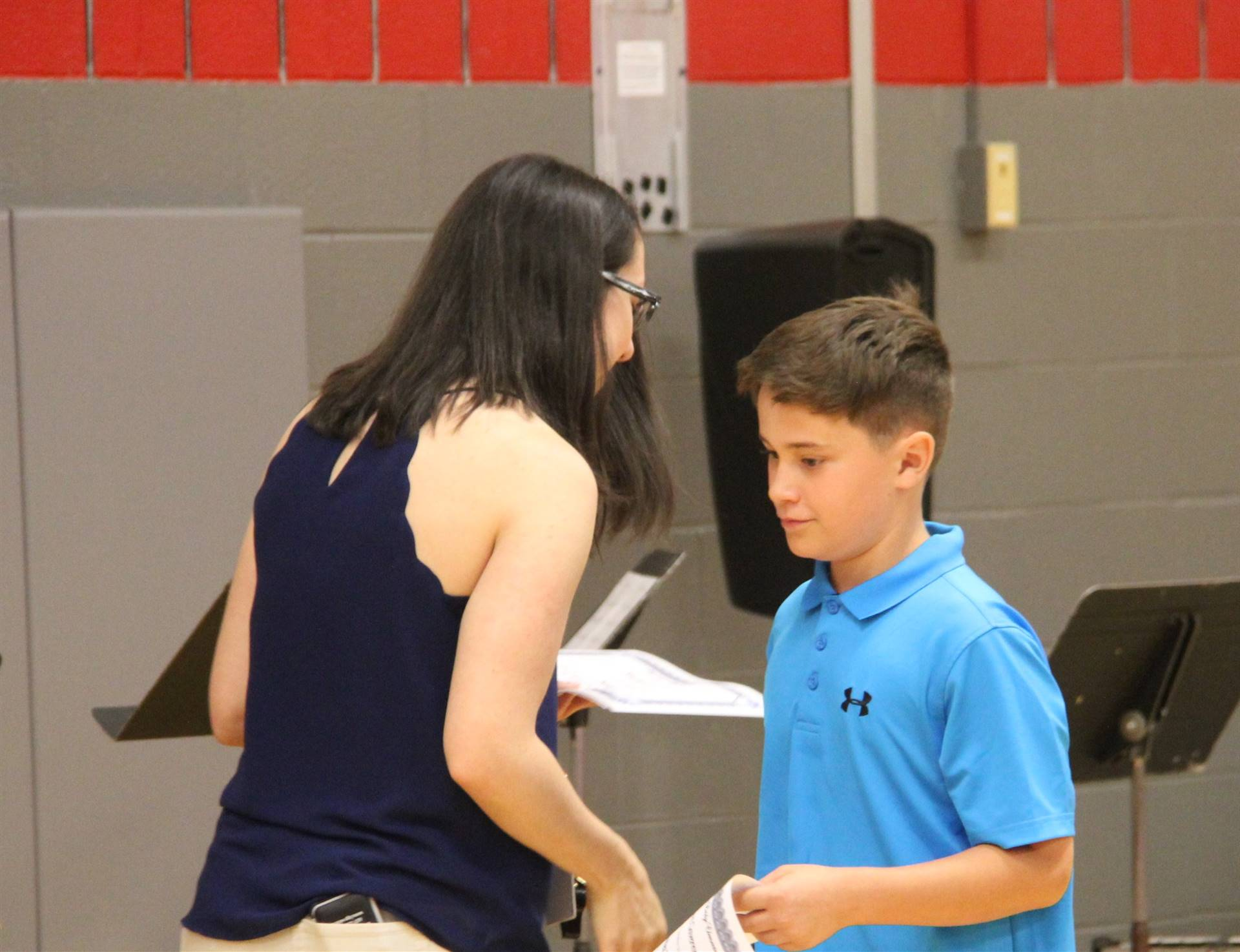 Fifth Grade Moving Up Ceremony 20