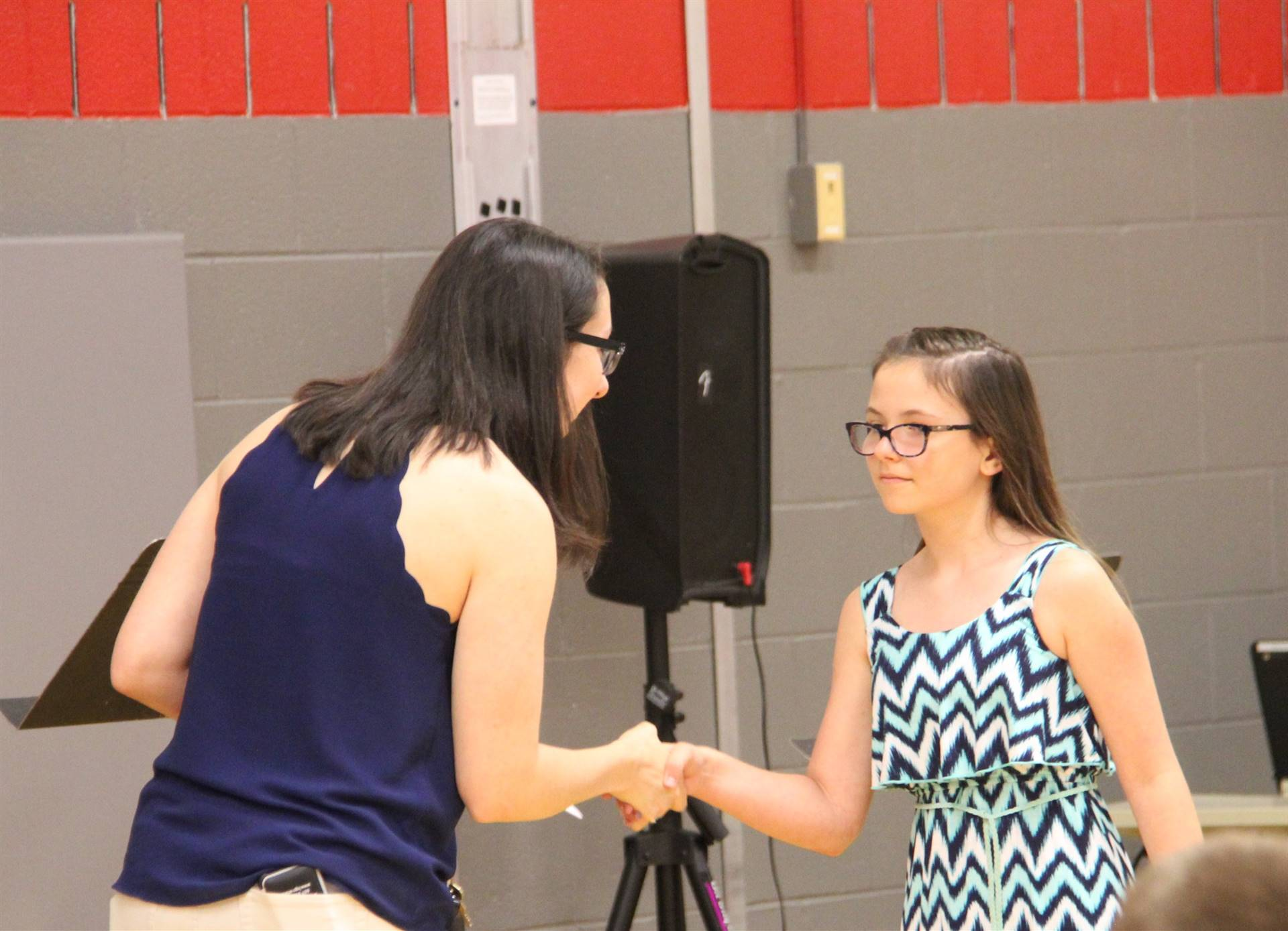 Fifth Grade Moving Up Ceremony 19