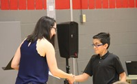 Fifth Grade Moving Up Ceremony 18
