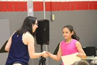 Fifth Grade Moving Up Ceremony 17